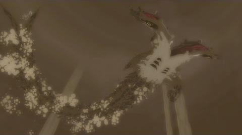 Zelda Wind Waker HD Molgera Boss Fight 6