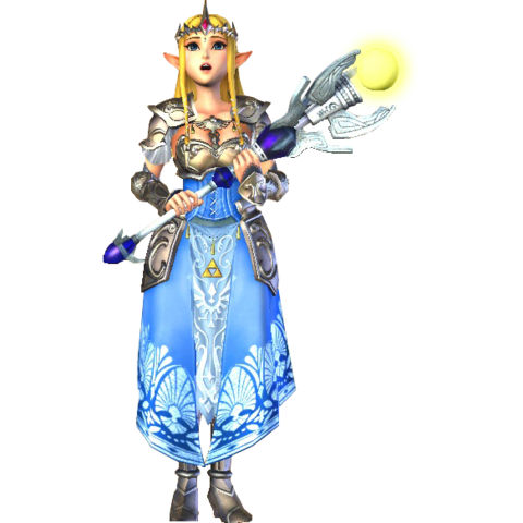 File:Hyrule Warriors Princess Zelda Standard Outfit (A Link to the Past Zelda Recolor - Twilight Princess DLC).png