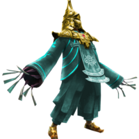 Hyrule Warriors Usurper King Zant Standard Outfit (Gohdan Recolor)