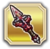 Hyrule Warriors Materials Volga's Dragon Spear (Gold Material)