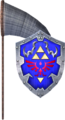 Bug-Catching Net and Hylian Shield (Soul Calibur II).png