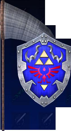 File:Bug-Catching Net and Hylian Shield (Soul Calibur II).png