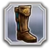 Hyrule Warriors Materials Link's Boots (Silver Material)