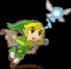 Link (Phantom Hourglass)
