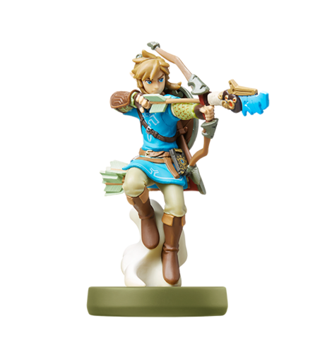 File:Amiibo Link (Archer) BotW.png