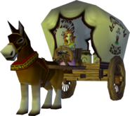 Cremia's Carriage