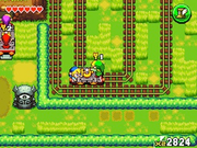 Gameplay (Four Swords)