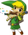Link Playing Spirit Flute.png