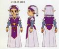 Ocarina of Time Artwork Princess Zelda - Child Era (Concept Art).png