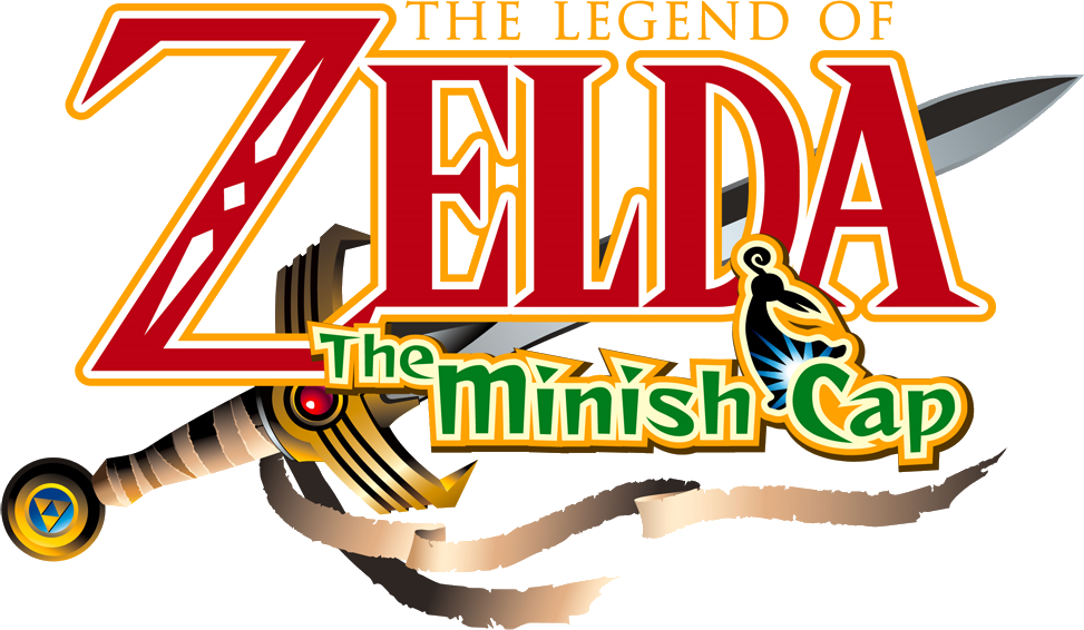 image - the legend of zelda - the minish cap (logo)