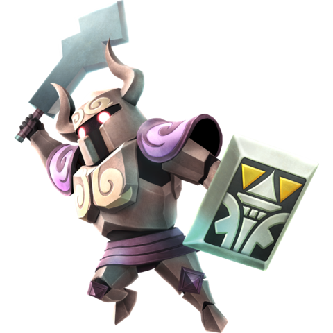 File:Hyrule Warriors Legends Toon Zelda Phantom (Render).png