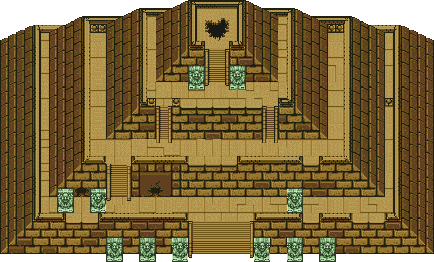 Pyramid (A Link to the Past)