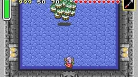 Palace of the Four Sword Arrghus (A Link to the Past)