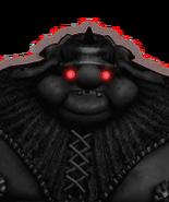 Hyrule Warriors Enforcers Dark Shield Moblin (Dialog Box Portrait)