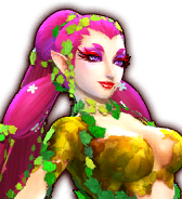 Hyrule Warriors Great Fairy Great Fountain Fairy (Dialog Box Portrait)