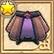Hyrule Warriors Legends Fairy Clothing Dark Beast Skirt (Bottom)