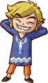 The Wind Waker Artwork Link - Outset Island Outfit (Artwork).png