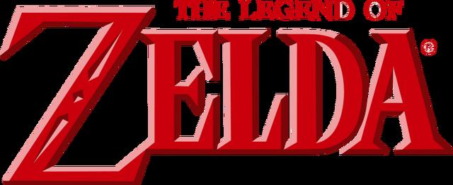 File:The Legend of Zelda series (logo).png