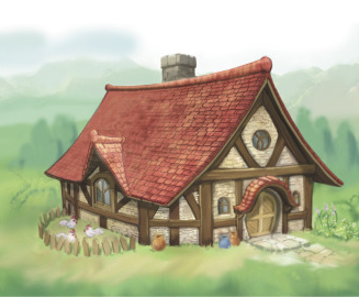 File:Hyrule Warriors Legends Locations Linkle's House - Exterior (Artwork).png