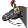 File:Breath of the Wild Key Item (Extravagant Horse Gear) Extravagant Bridle (Icon).png