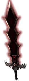 Demise's Sword - Ghirahim's True Form (Skyward Sword)
