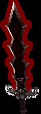 Demise's Sword - Ghirahim's True Form (Skyward Sword)