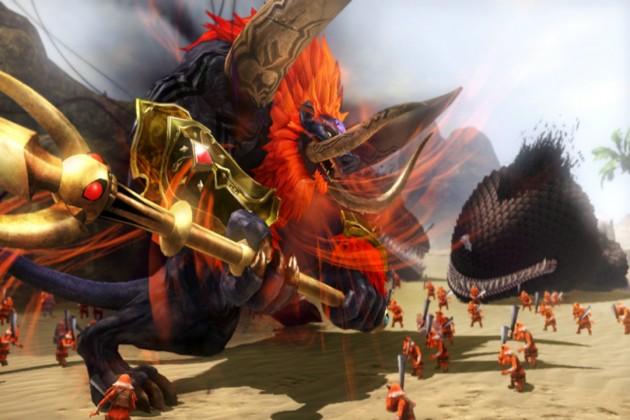 File:Hyrule Warriors Ganon's Fury King of Evil Trident (Boss Weak Point Smash).png