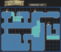 Pirate Hideaway Underground Level 1 Map.png