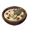 Breath of the Wild Food Dish (Soup) Clam Chowder (Icon).png