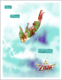 Penny Arcade Presents The Legend of Zelda Skyward Sword part 1