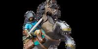 Traveler's Saddle