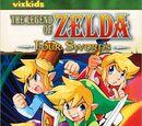 The Legend of Zelda: Four Swords (manga)