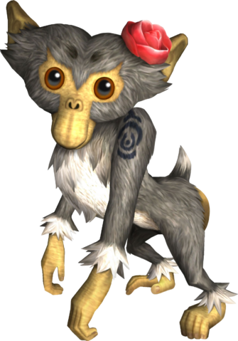 File:Monkey (Twilight Princess).png