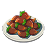 File:Breath of the Wild Food Dish (Sauté) Spicy Sautéed Peppers (Icon).png