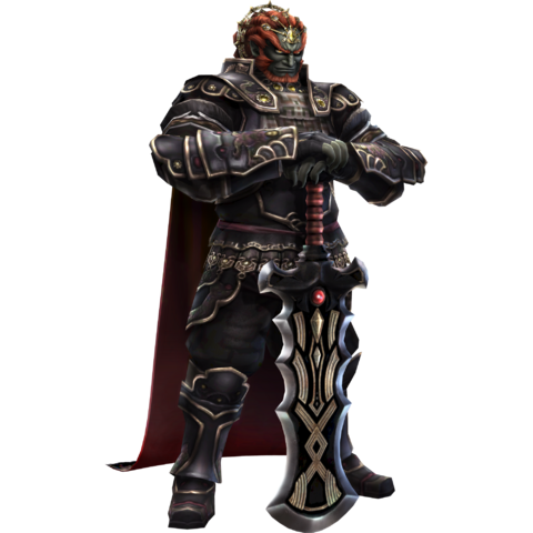 File:Ganondorf Twilight Princess Costume (Hyrule Warriors).png
