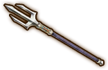 Hyrule Warriors Trident Thief's Trident (Level 1 Trident)