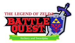 The Legend of Zelda - Battle Quest (logo)