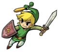 Link Artwork 7 (The Minish Cap).png