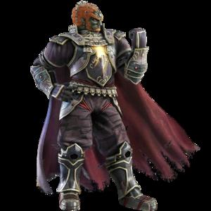 File:Ganondorf (SSB 3DS & Wii U).png