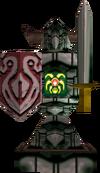 Majora's Mask Armos Death Armos (Render)