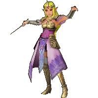 File:Hyrule Warriors Legends Princess Zelda Standard Robes (Great Sea - Toon Zelda Recolor).png