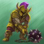 Ball & Chain Trooper (A Link Between Worlds)