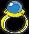 Arte do Anel Azul em The Legend of Zelda
