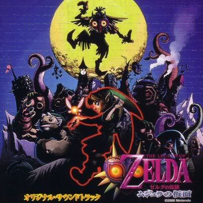 File:The Legend of Zelda - Majora's Mask Original Soundtrack.png