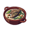 Breath of the Wild Food Dish (Soup) Creamy Meat Soup (Icon).png