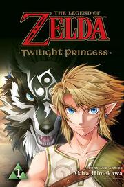 The Legend of Zelda - Twilight Princess (manga)