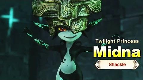 Hyrule Warriors ゼルダ無双 - Midna with a Shackle