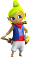 Tetra (Hyrule Warriors)