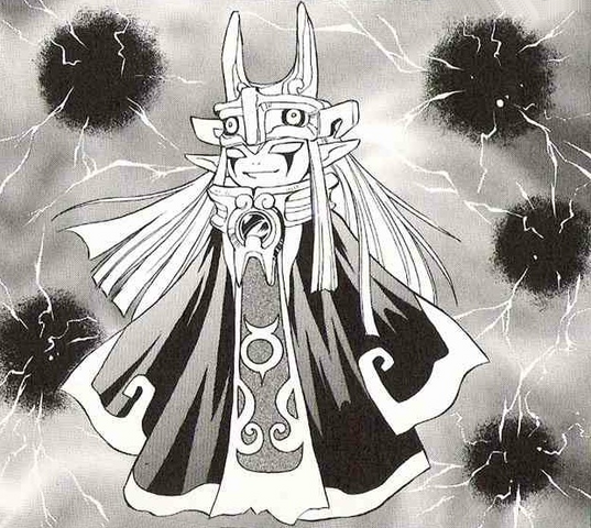 File:Vaati (The Minish Cap manga).png