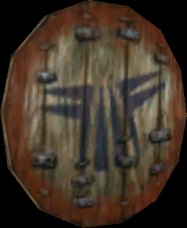 File:Twilight Princess Enemy Weapons Stalfos Wooden Shield (Render).png
